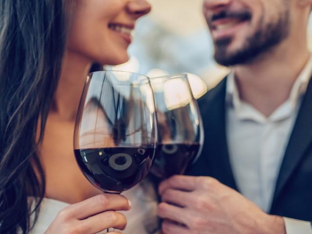 Amour, délices et vins pour la Saint-Valentin