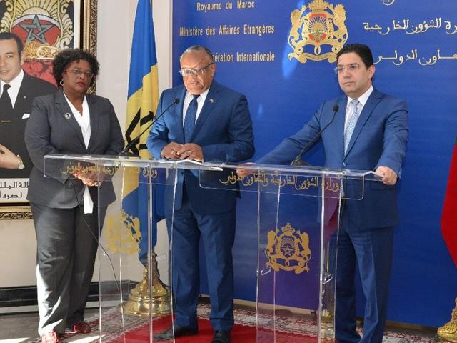 """Sahara: Le gouvernement de la Barbade retire sa reconnaissance de la """"RASD"""""""