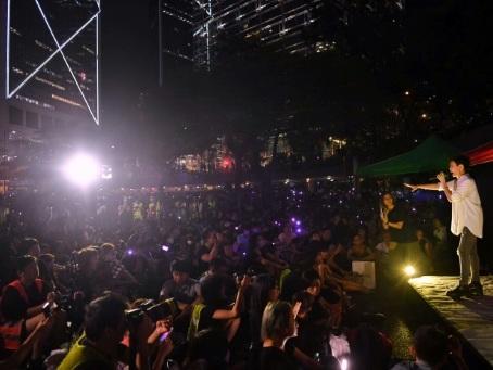 Hong Kong: Denise Ho, une voix dans un mouvement sans visage