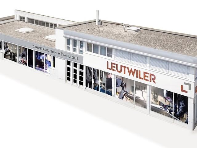 Leutwiler s'offre un nouvel écrin à Saint-Blaise pour passer un cap de croissance