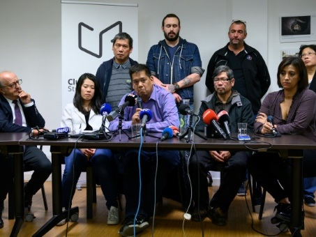 """La famille de Sophie Le Tan veut que """"justice soit faite"""""""