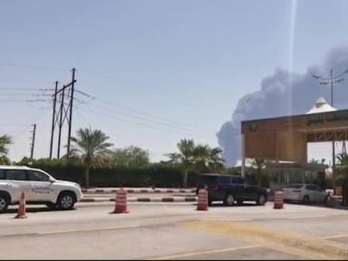 Pétrole: l'approvisionnement mondial en question après une attaque en Arabie saoudite