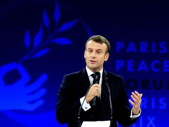 Retraites: Emmanuel Macron évoque une «réforme indispensable à son pays»
