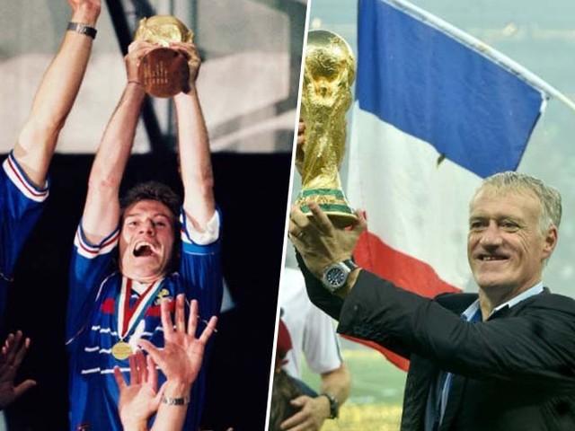 Didier Deschamps 2 fois champion : les Bleus saccagent sa conférence de presse...