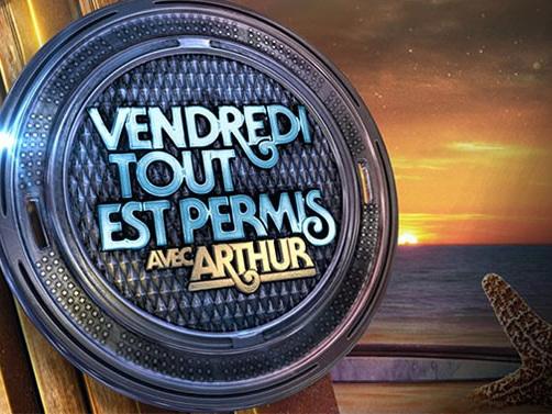 Ce soir à la télé, Arthur fête l'amour dans «Vendredi tout est permis» (VTEP)
