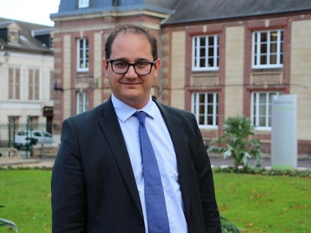Municipales 2020 : le maire de Louviers François-Xavier Priollaud est candidat à sa succession