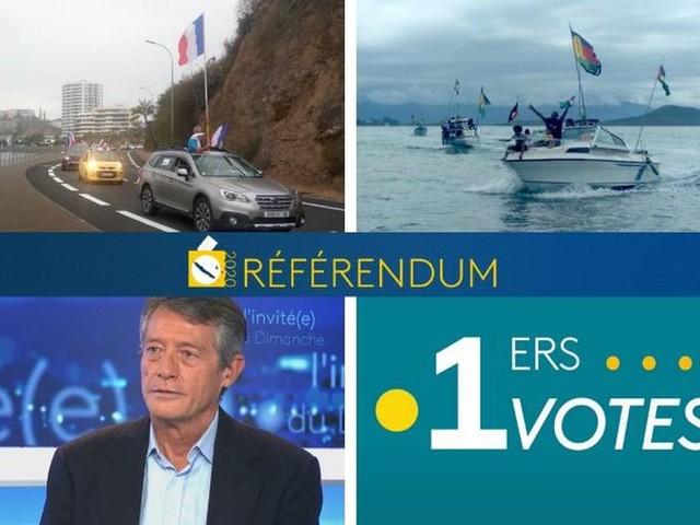 Cortèges, Invité du dimanche, 1ers votes : le Journal du référendum #7