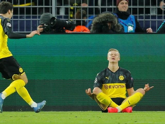 Ligue des champions: Dortmund fait craquer le PSG (2-1), Liverpool surpris par l'Atlético (1-0, vidéos)