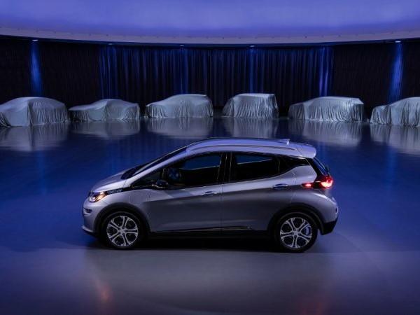 General Motors commercialisera au moins 20 véhicules électriques en 2023