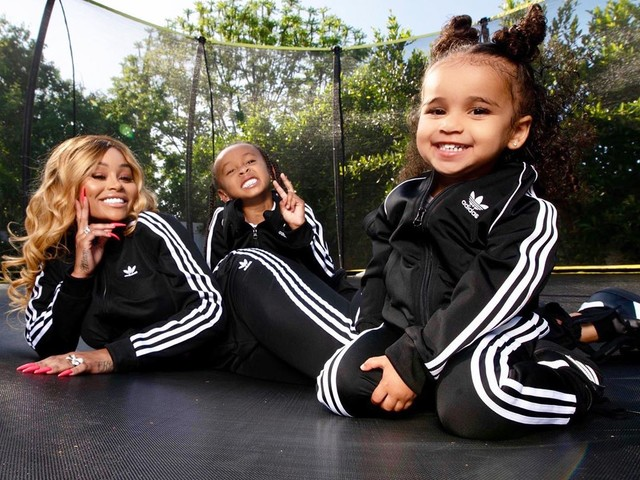 Blac Chyna : son adorable vidéo de sa fille Dream Kardashian qui attendrit la toile