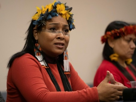 "L'Amazonie selon Bolsonaro, un ""rêve"" qui fait cauchemarder les indigènes"