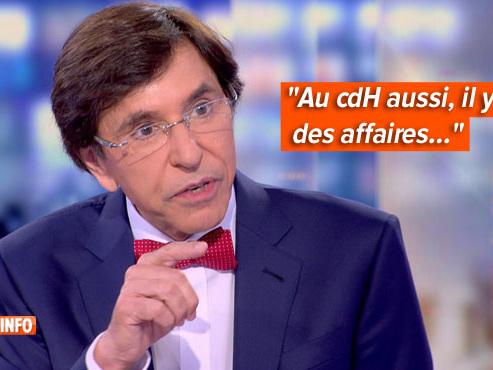 """Sur RTLinfo, Elio Di Rupo s'exprime enfin sur la """"trahison"""" du cdH: """"Il dit qu'on est là depuis 30 ans… mais le cdH est là depuis 149 ans!"""""""