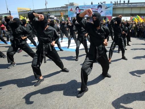 Américain tué en Irak: Washington mène des raids de représailles sur des bases des pro-Iran