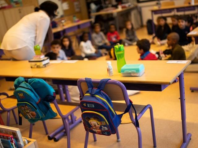 Coronavirus: Le protocole sanitaire allégé dans les écoles dès mardi