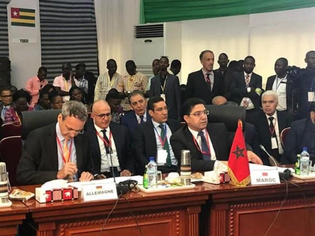 """CEDEAO: Nasser Bourita appelle à """"créer de la richesse, pour appauvrir le terrorisme"""""""