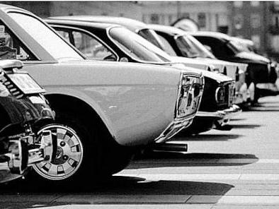 La restauration de voitures de collection