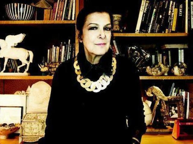 La Maison Hermès consacre une exposition à la créatrice tunisienne Leïla Menchari au Grand Palais à Paris