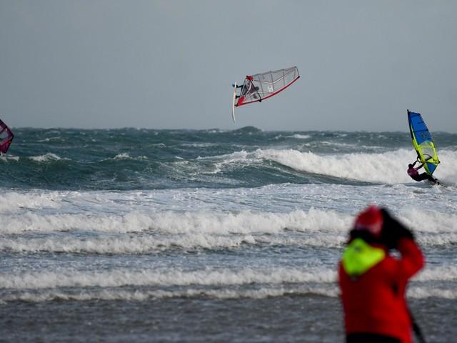 Championnat de France de Windsurf à Siouville : l'élite française a brillé sur l'eau et dans les airs !