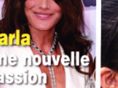 Carla Bruni-Sarkozy, le bonheur en 2020, grande passion avec Nicolas Sarkozy