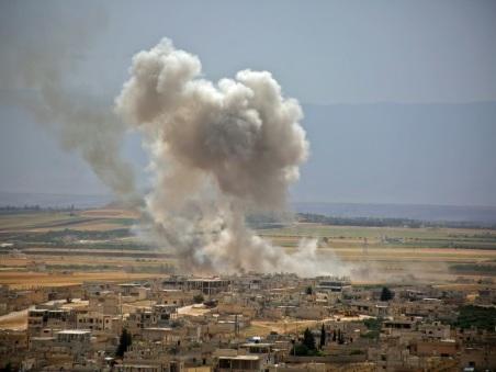 """Syrie: accord """"conditionnel"""" de Damas pour un cessez-le-feu à Idleb"""