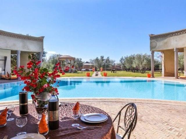 Immobilier : très chère ville de Marrakech