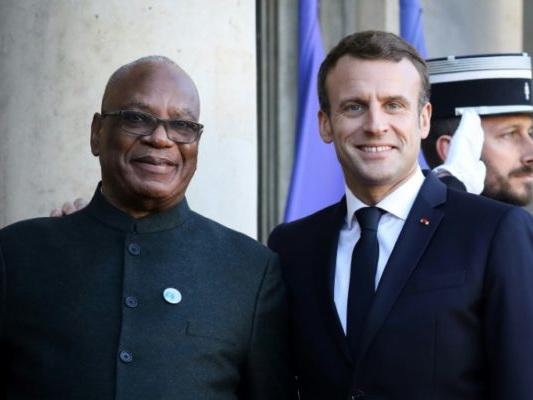 Le président malien appelle à ne pas «mordre la main» tendue de la France