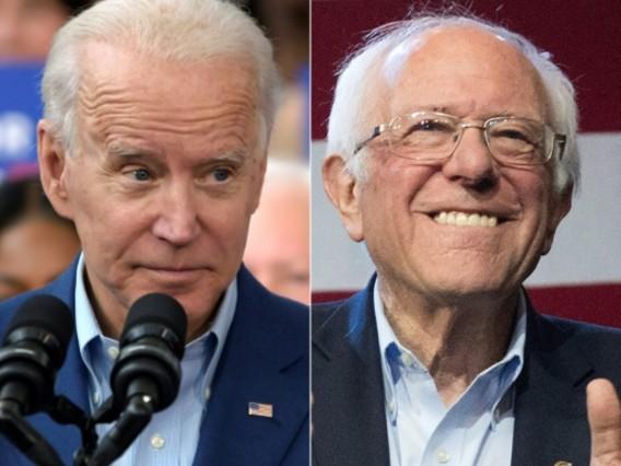Premier duel télévisé Biden-Sanders pour des primaires perturbées par le coronavirus