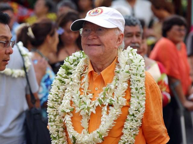 Municipales : la justice refuse l'inscription de Gaston Flosse sur les listes électorales à Papeete