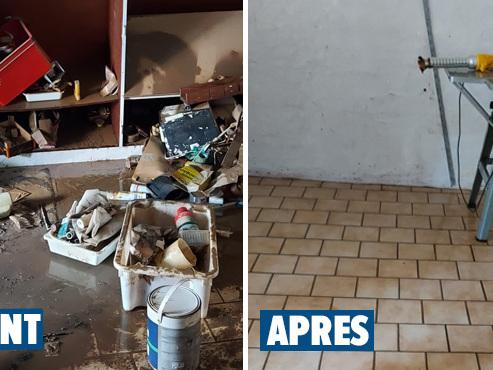 """Nettoyeur professionnel, Jean-Marie est débordé en région liégeoise et met en garde: """"Certains remettent des devis à 25.000€"""""""