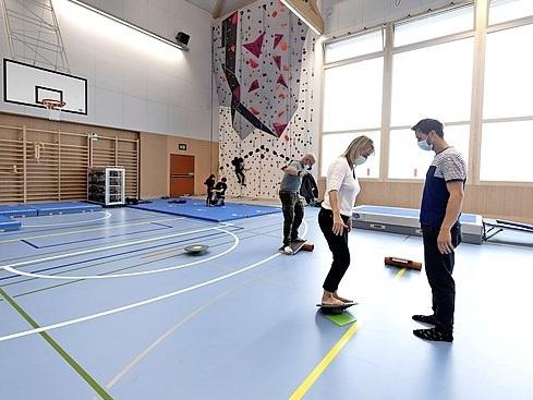 La halle de sport de Murist inaugurée