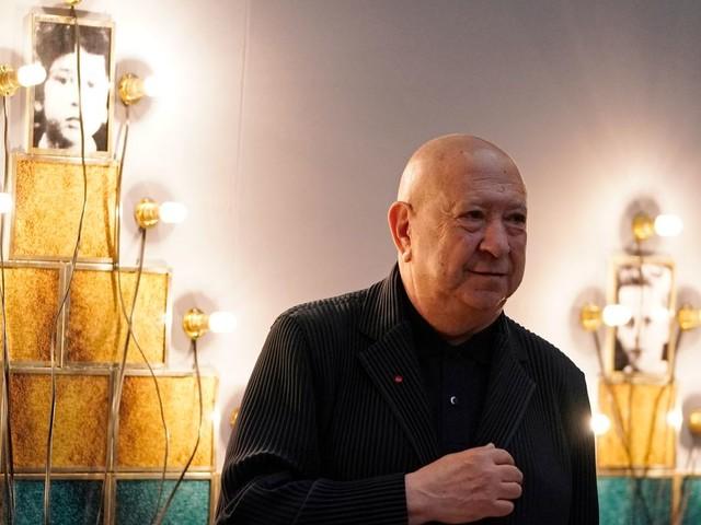"""Entretien avec Christian Boltanski, qui expose à Beaubourg """"Faire son temps"""", une vie consacrée à la mémoire et au temps"""