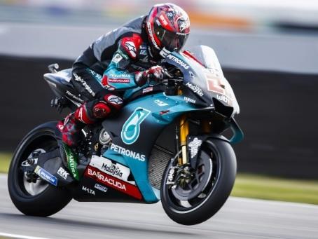MotoGP: Quartararo, héros d'Assen, vole de pole en pole