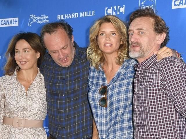 Festival d'Angoulême : Benoît Magimel, Alice Taglioni, Jean-Pierre Darroussin : les stars détendues avant la clôture