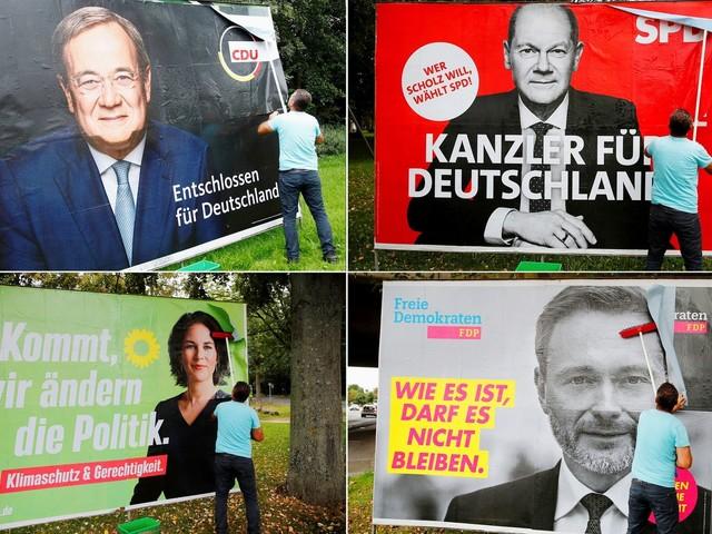 Olaf Scholz veut conduire l'Allemagne post-Merkel