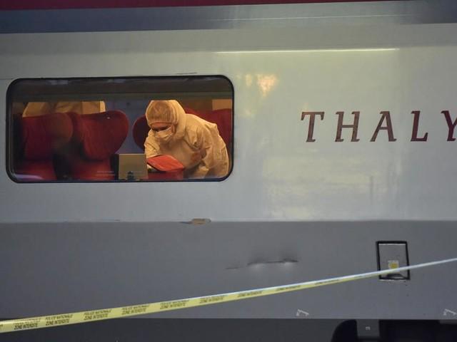 France: le procès de l'attaque déjouée du Thalys en 2015 s'ouvre ce lundi