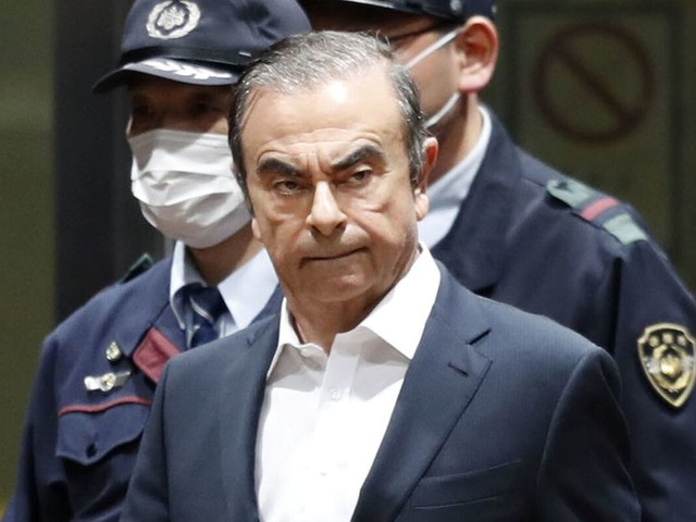 Carlos Ghosn a quitté le Japon pour le Liban malgré son assignation à résidence