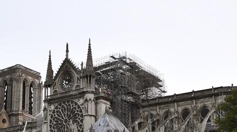 Les actualités de 5h - Notre-Dame : les dons des grosses fortunes font polémique
