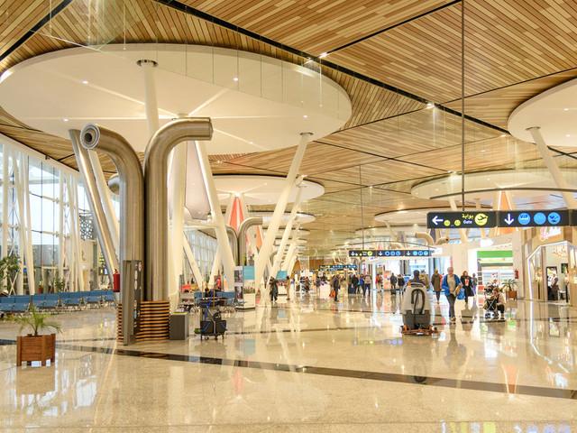 L'aéroport de Marrakech a connnu un trafic passagers record en 2018