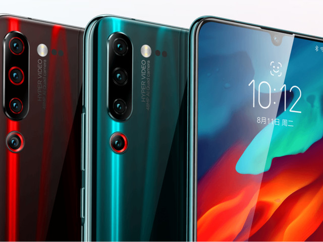 Z6 Pro : Lenovo officialise son smartphone à quadruple appareil photo
