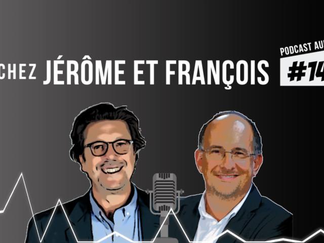 [Podcast] Chez Jérôme et François #14 : la tech peut-elle vraiment aider à lutter contre l'épidémie Covid-19 ?