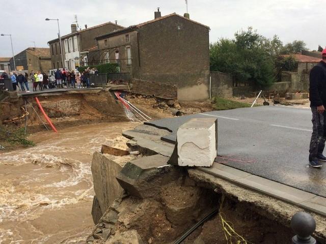Inondations et orages : Météo France place trois départements en vigilance orange