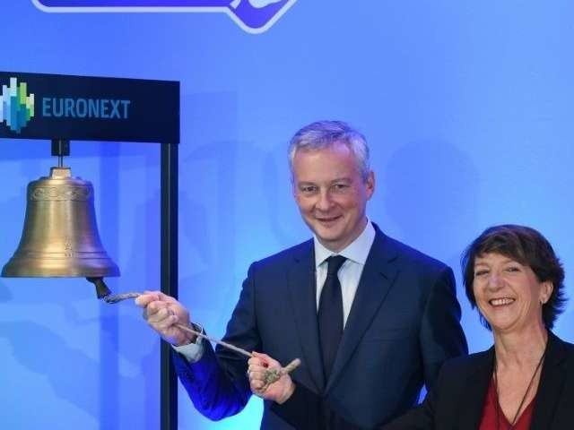 La Française des Jeux s'est envolée pour son premier jour en Bourse
