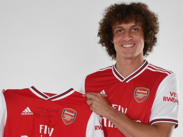 Mercato Arsenal: David Luiz rejoint les Gunners