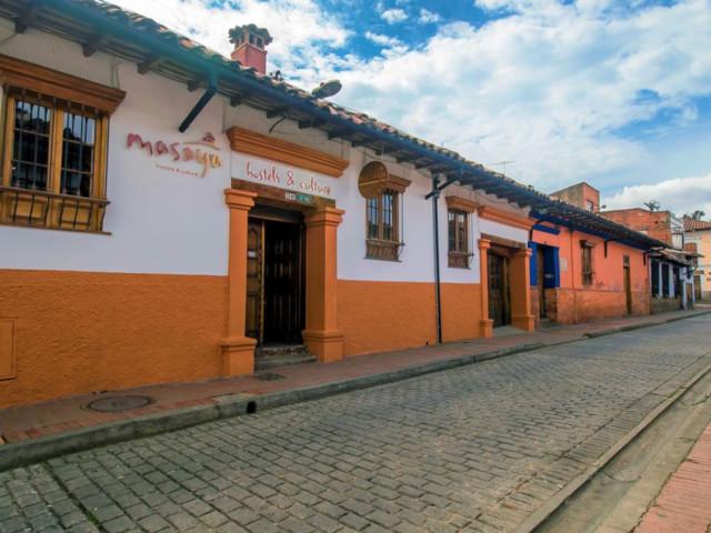 Où loger à Bogotá?