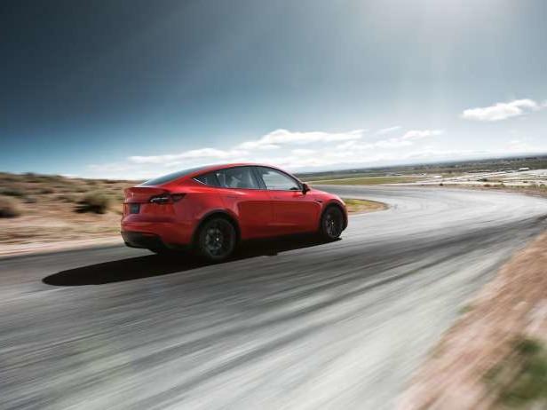 Le Tesla Model Y arrivera en avance