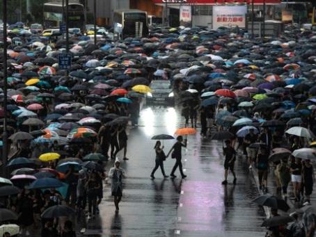 100 jours de contestation à Hong Kong