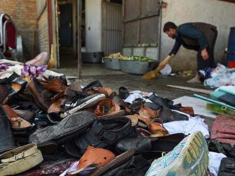 Un attentat kamikaze lors d'un mariage fait 63 morts à Kaboul