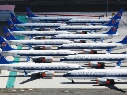 Bourget de crise pour Boeing autour de son 737 MAX toujours cloué au sol