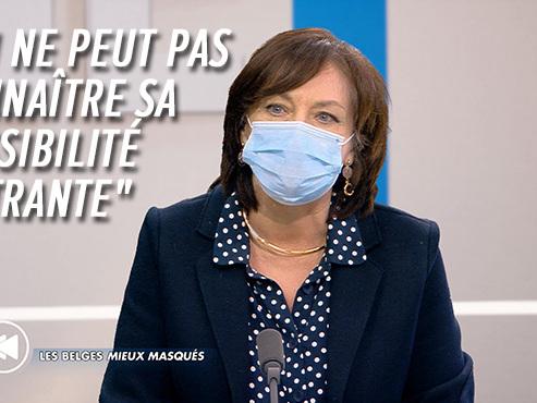 Coronavirus en Belgique: faut-il bannir les masques en tissu?