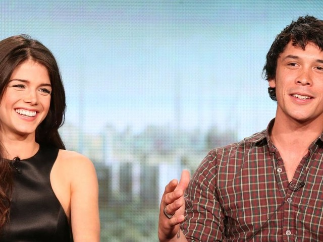 Bob Morley et Marie Avgeropoulos (The 100) amis sur le tournage de la série ? Ces confidences qui ne laissent pas de place au doute